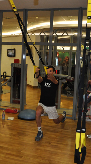 TRX SUSPENSION TRAINING, INOVATIE IN FITNESSUL ROMANESC